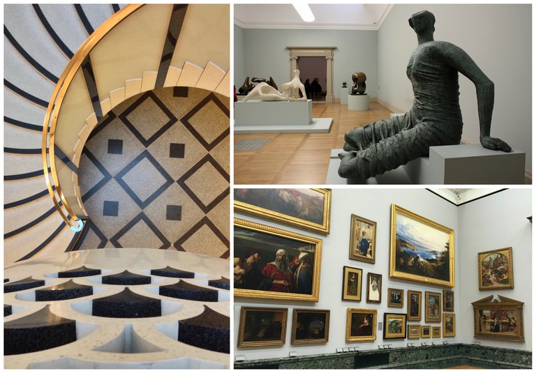 Tate Britain | © Barry Caruth / Flickr | © Kathryn Yengel / Flickr | © Son of Groucho / Flickr