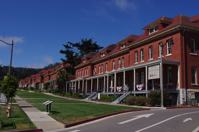 The Presidio © Maza/Flickr