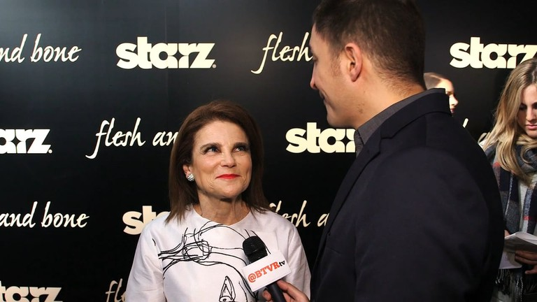 Tovah Feldshuh on the red carpet | © Behind the Velvet Rope TV / Vimeo