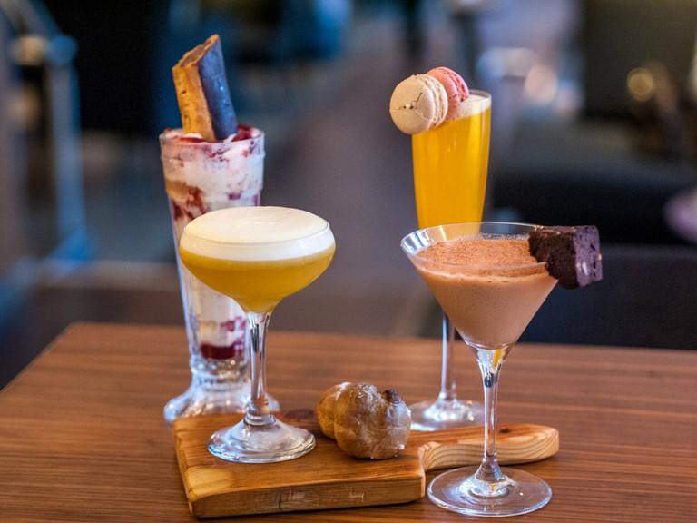 Chocktails | Courtesy of TwoRuba Bar