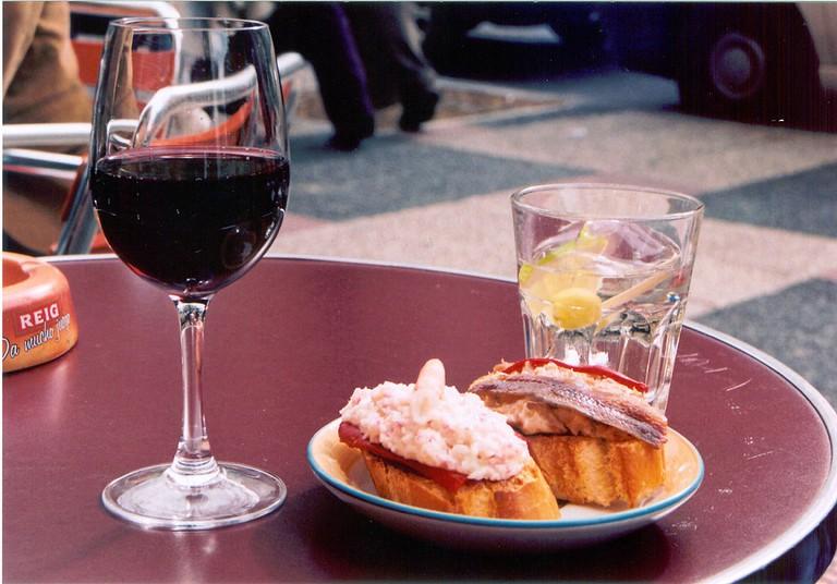 Various crostini will be on every aperitivo buffet | © Ardo Beltz/WikiCommons