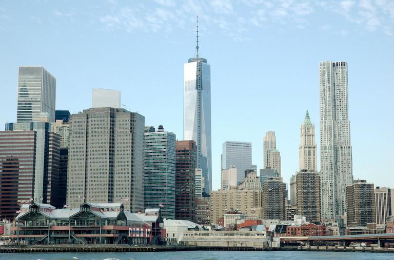 One World Trade Center | ©massmatt / Flickr