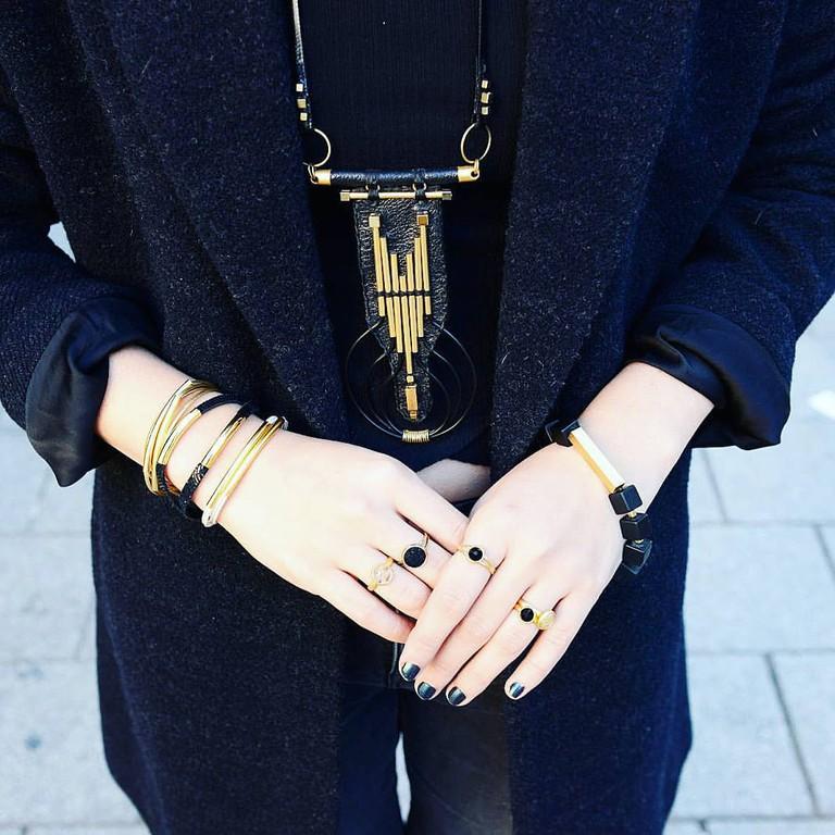 David Cohen accessories   Courtesy of Yupka Fashion Blog