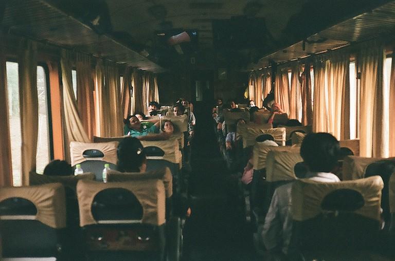 Backpacking bus trip | © Joyce T/Flickr
