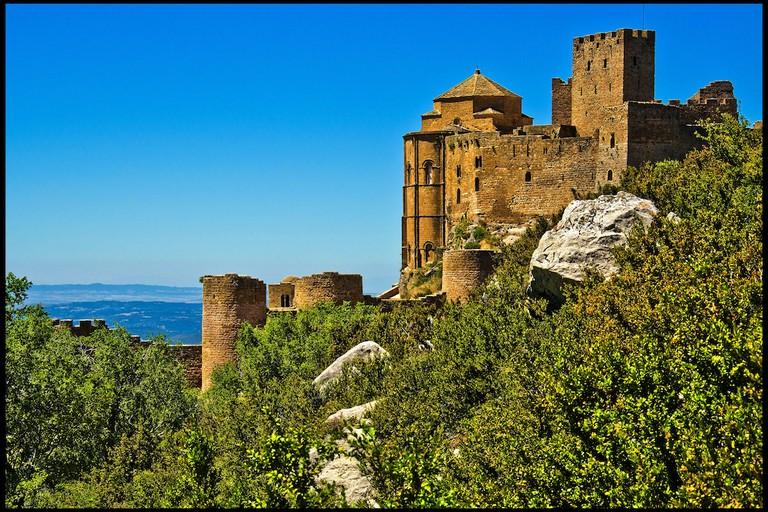 Castillo de Loarre, Spain