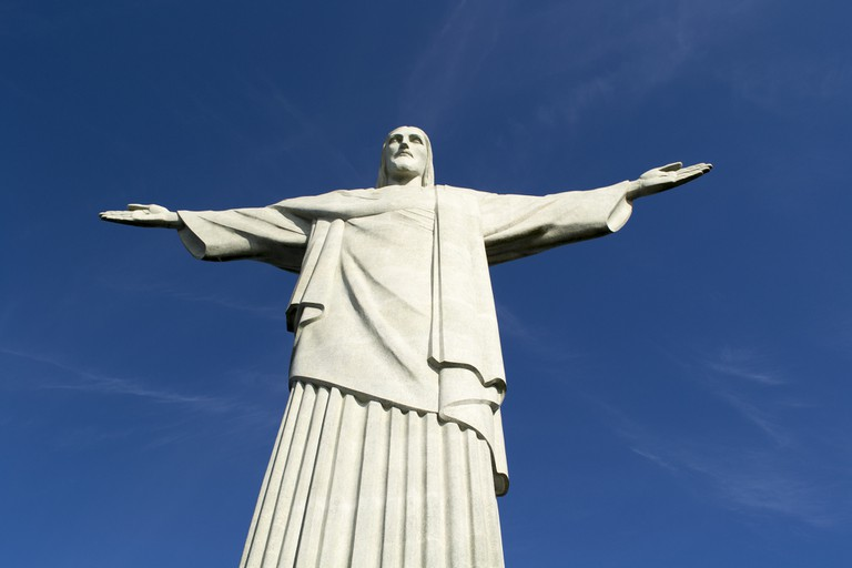 Christ the Redeemer ©Liam Geoghegan