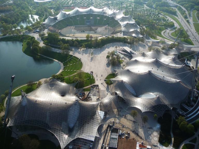 Munich Olympic Park | © Christine Kanstinger / Flickr
