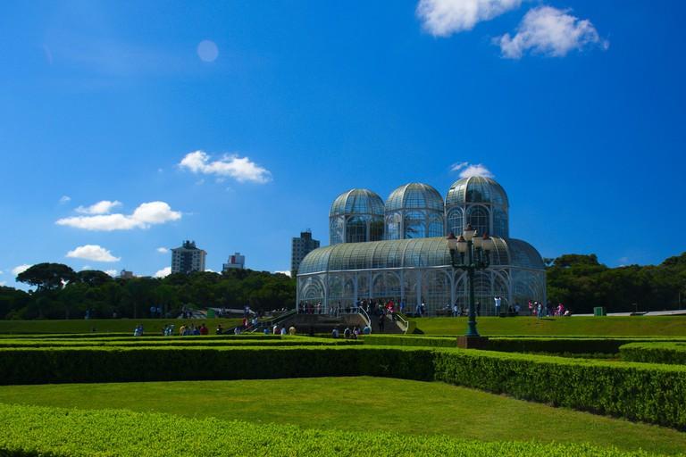 Jardim Botânico ©Jonathas Mikosz de Moura