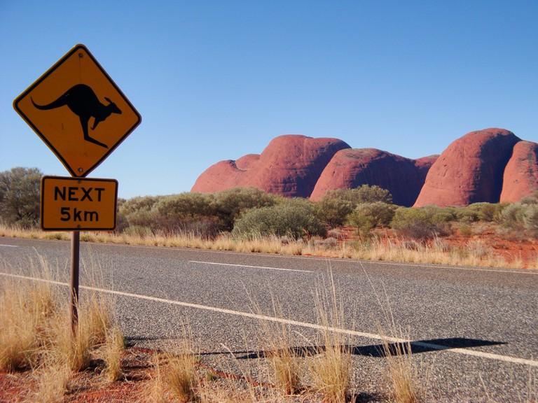 Iconic Road Signs Of Australia | © Alberto / Flickr