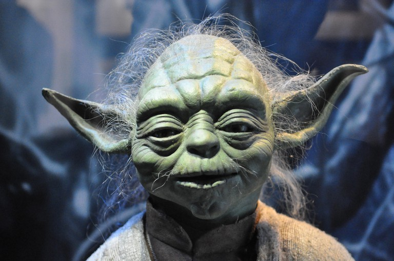 Yoda - JediRitter | ⓒ Marco Verch/Flickr