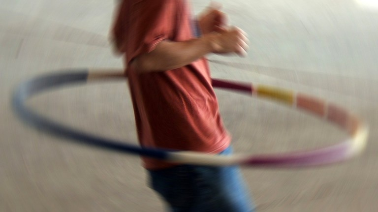 Happy 50th Birthday Hula Hoop! | © Tony Fischer/Flickr