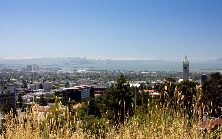 View Of UC Berkeley Campus © Phineas_Gage/Flickr