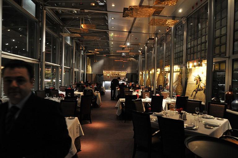 Noura Restaurant|© Serge Melki/Flickr