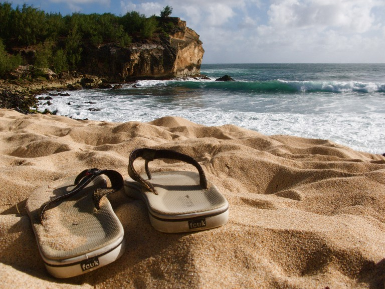 Flip Flops| ©David Spencer/Flickr