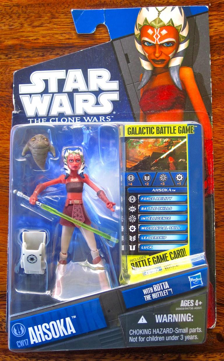 Star Wars figure | ⓒdavidd/Flickr