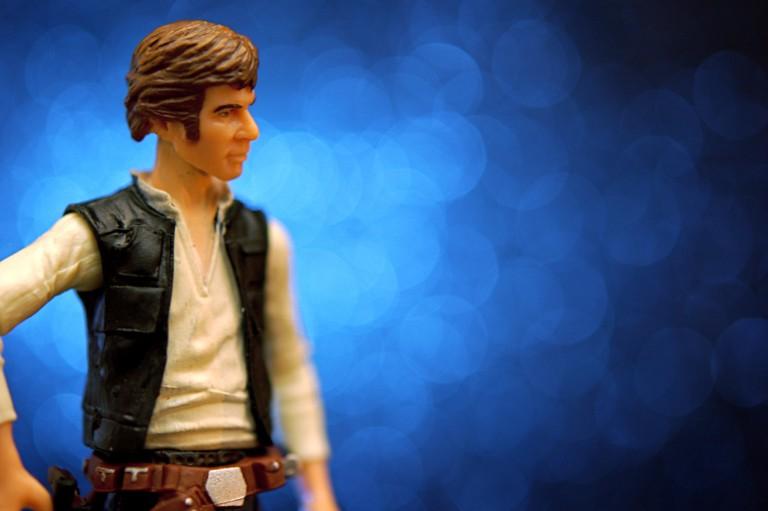 Han Solo | ⓒJD Hancock/Flickr