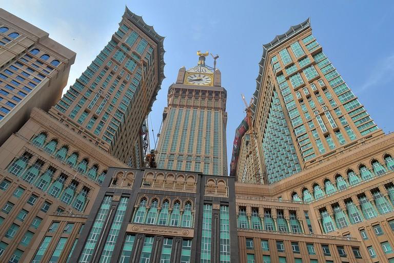 Makkah Royal Clock Tower Hotel | ©Gigi-dreams / Flickr