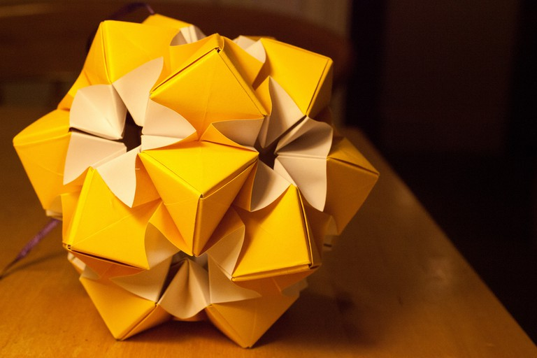Origami | © Tom Page/Flickr