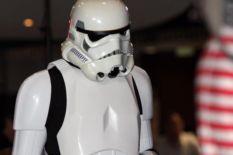 Storm Trooper | ⓒ Eva Rinaldi/Flickr