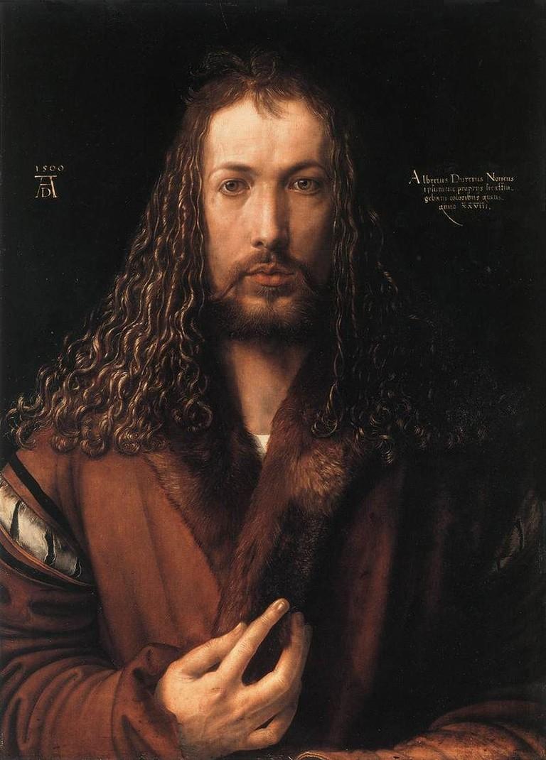 Self-Portrait Dürer © Web Gallery of Art / WikiCommons