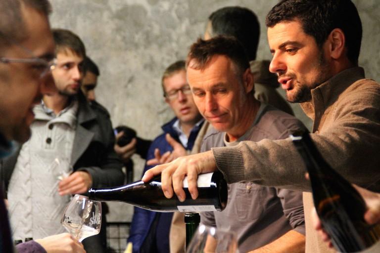 Wine Tasting   © Blaye Côtes de Bordeaux/Flickr