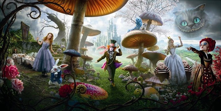 Alice in Wonderland | © Cea+ / Pixabay