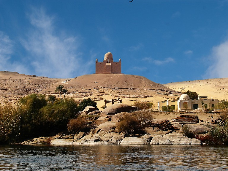 Aswan, Egypt | ©klausdie/Pixabay