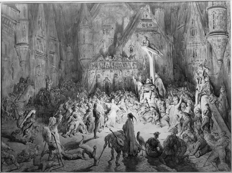 By Gustave Doré/Wikicommons