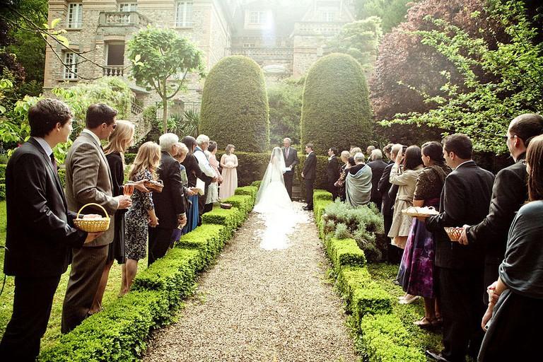 Wedding in Spain | © Allan Ajifo/WikiCommons
