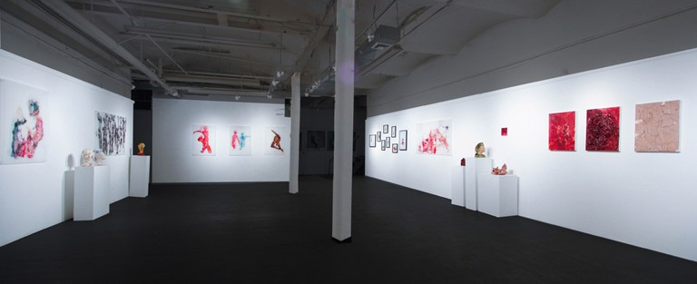 Sarah Allen Eagen, Anatomy of Desire (installation view) | © Sarah Allen Eagen