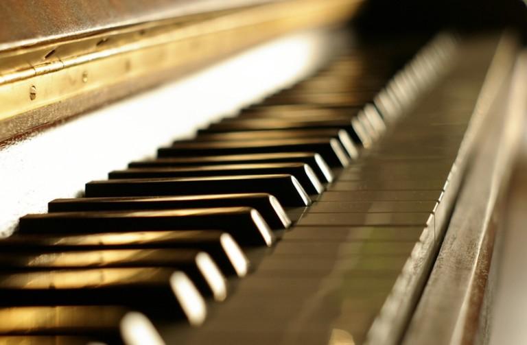 Piano keys | vampireq/Flickr