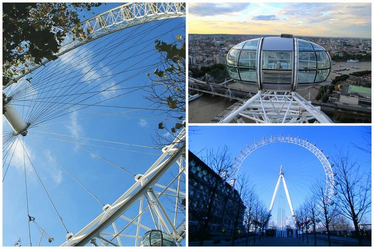 The London Eye | © Alessia Caudiero/Unsplash |© Martie Swart/Flickr | Courtesy of The London Eye