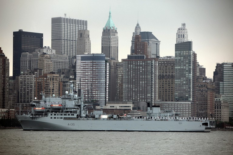 Fleet Week, Courtesy of MarineCorps New York:Flickr (For Fleet Week New York)