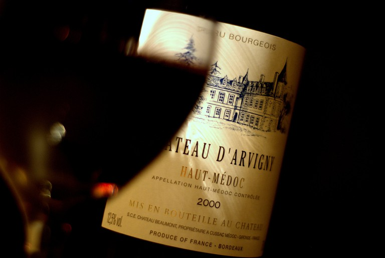 French Wine   © Kevin Galens/Flickr