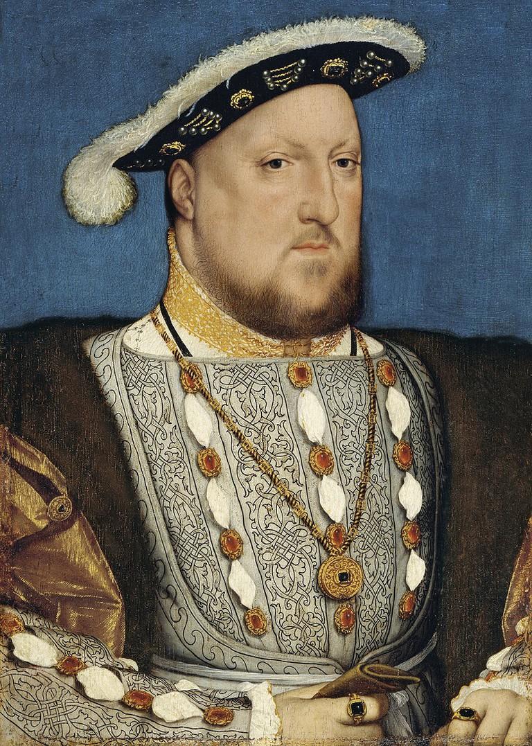 Holbein via Wikimedia Commons