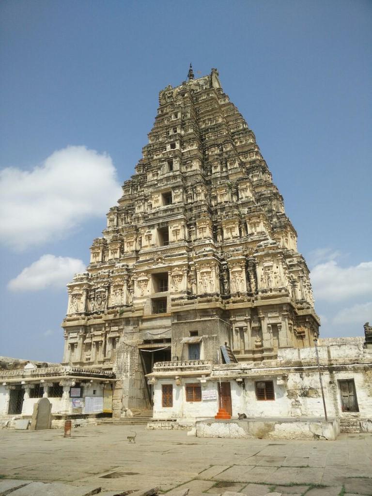 The Virupakshi Temple