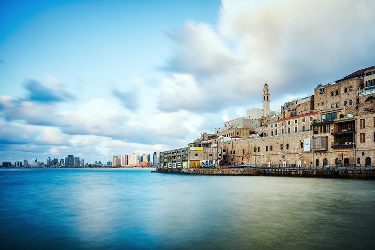 View of Jaffa | © Jörg Dickmann Photography