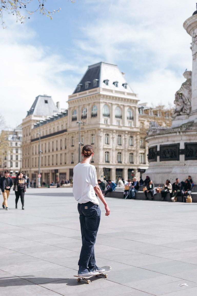 10th District-Paris-France