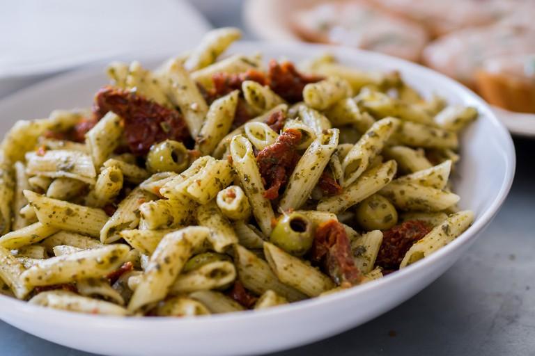 Pasta | © TheAndrasBarta/Pixabay