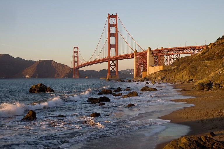 The Golden Gate Bridge © Jim Trodel/flickr