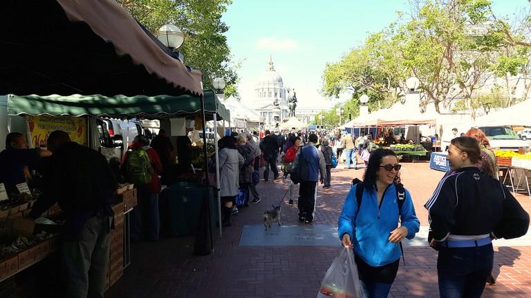 The Civic Center Farmers Market