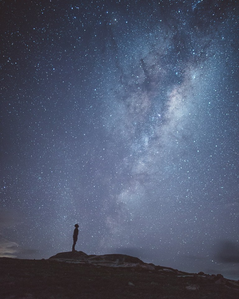 The Universe and Me | © Daniel Kriss