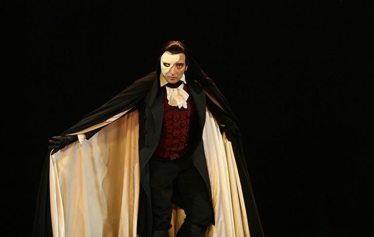 Phantom of the Opera/©Effie/Wikicommons