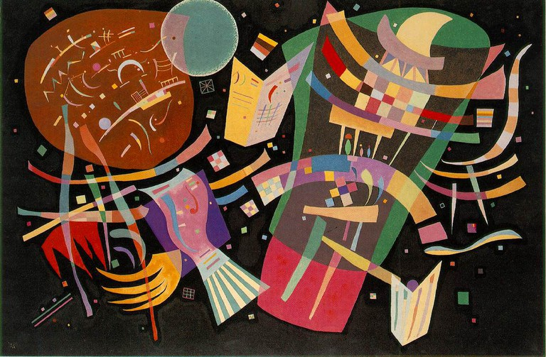 Composition X | Wassily Kandinsky/WikimediaCommons