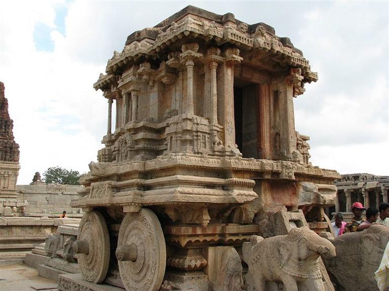 Vittala Temple Stone Chariot
