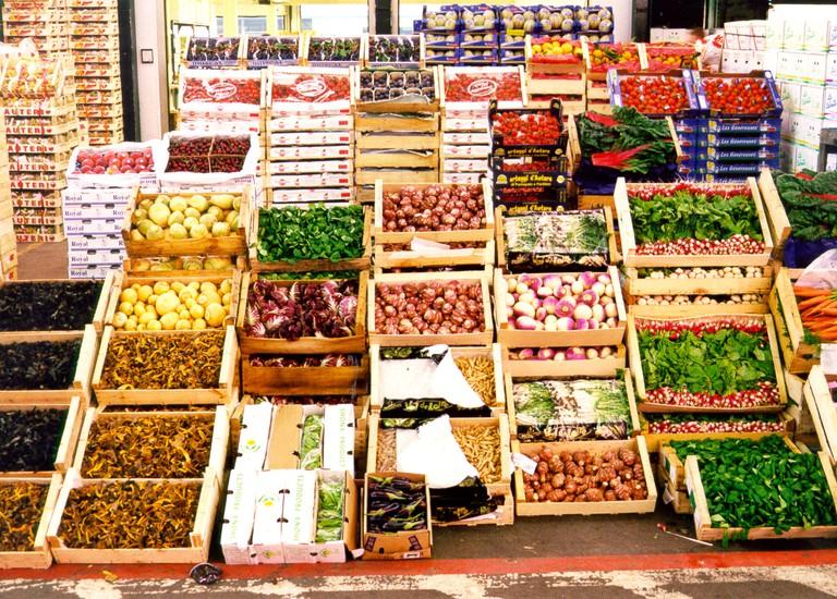 Rungis Market © Nick Saltmarsh l WikiCommons
