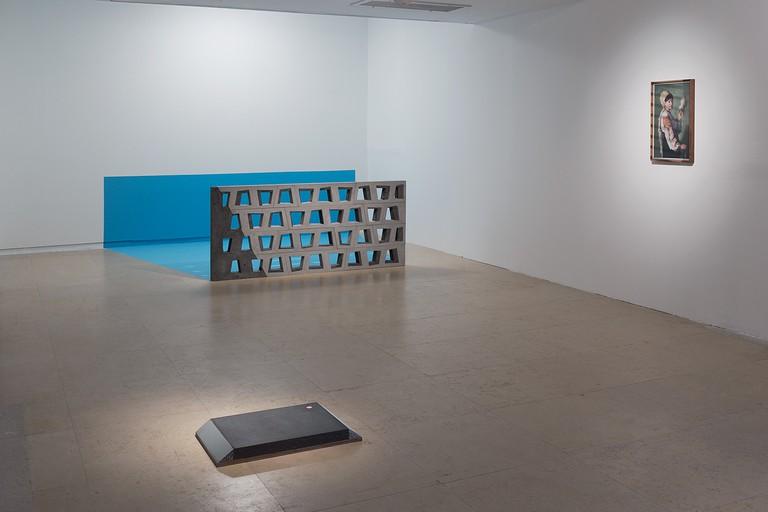 Yael Efrati, Eye of the Sea, Exhibition at the Center for Contemporary Art, Tel Aviv, 17.03.2016 – 14.05.2016 © Elad Sarig.