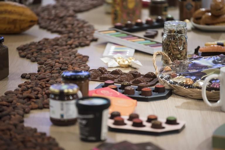 Courtesy of the Salon du Chocolat