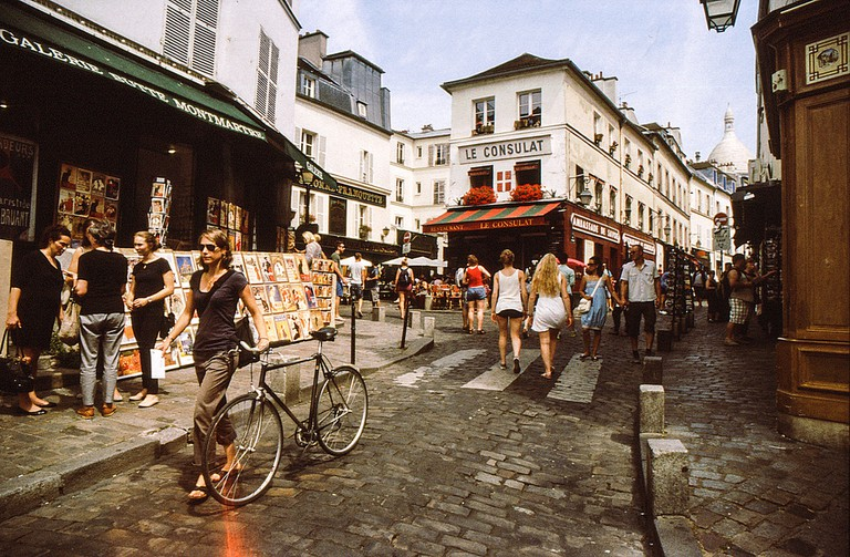 Montmartre - © Fabrizio Sciami/flickr