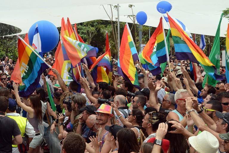 Gay pride parade| © U.S. Embassy Tel Aviv / Flickr
